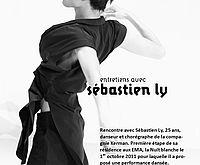 entretien Ly Entretiens avec Sébastien Ly